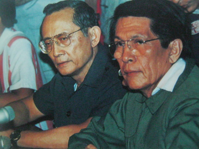 Rigberto Tiglao: Remember, FVR also accountable for martial law abuses
