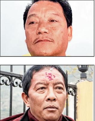 Bimal Gurung - Binay Tamang