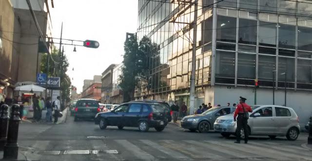 Autos, tráfico