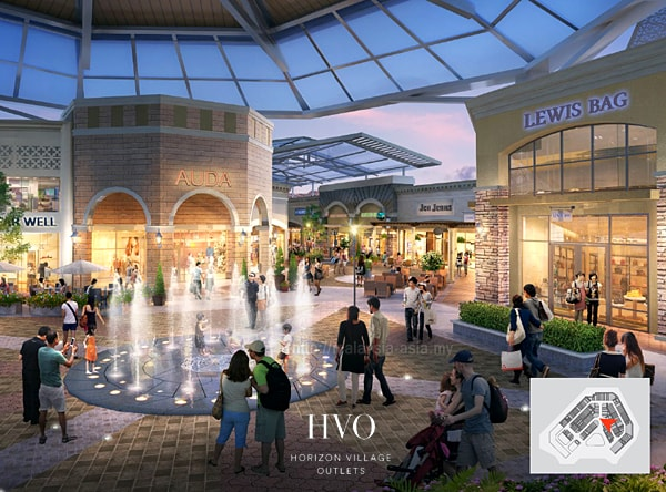 Sepang Horizon Village Outlets