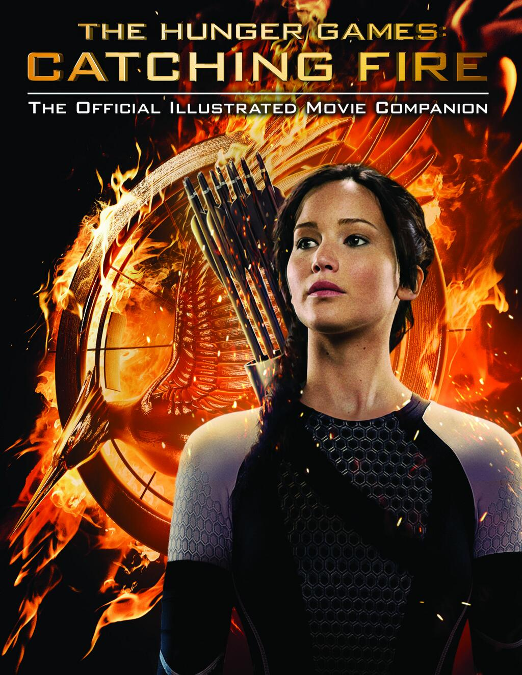 UPDATED: Catching Fire Official Movie Companion Available ...