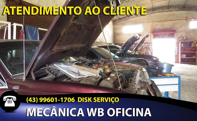 OFICINA MECÂNICA EM BORRAZÓPOLIS WB