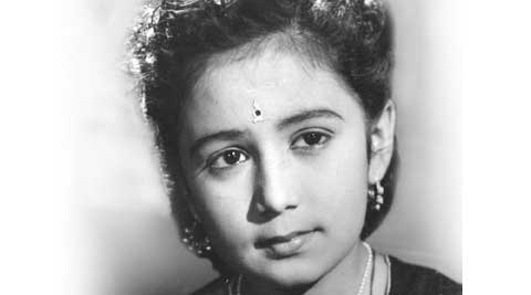 Golden Era of Bollywood: Nanda- One of the highest paid