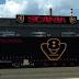 Long Trailer Krone Scania V8