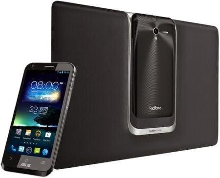 Smartphone Asus PadFone Mini, Android 4.3 Jelly Bean CPU Quad Core
