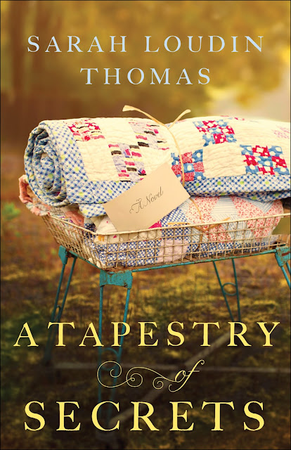 A Tapestry of Secrets (Appalachian Blessings #3) by Sarah Loudin Thomas