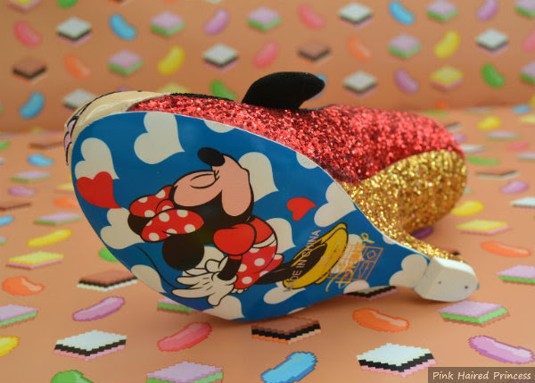 oh boy minnie mouse sole