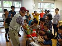 12月16日(日)子どもの五感を育てる自然遊び・講演会