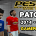 PES 6 | Patch 2014-15 | Gameplay #1