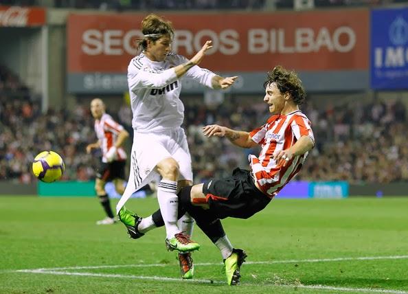 """45ffb901a5e El partido empezó con susto para """"El Athletic"""", """"CR7"""" estuvo a punto de  marcar ante un descolocado Iraizoz. A continuación Di María y Jesé tenían  sus ..."""