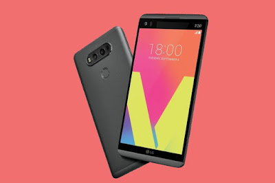 LG V20 The First Android Nougat Phone With Dual Display Dual Rear Cameras Launched