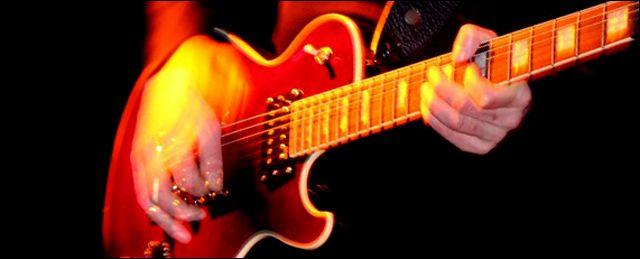 Escala menor Armónica y Melódica Guitarra