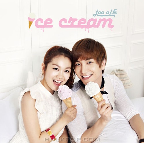 JOO & Lee Teuk – Ice Cream – Single