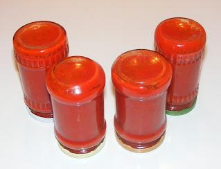 Bulion de ardei capia la borcan cu rosii reteta naturala pentru iarna retete pasta de tomate,