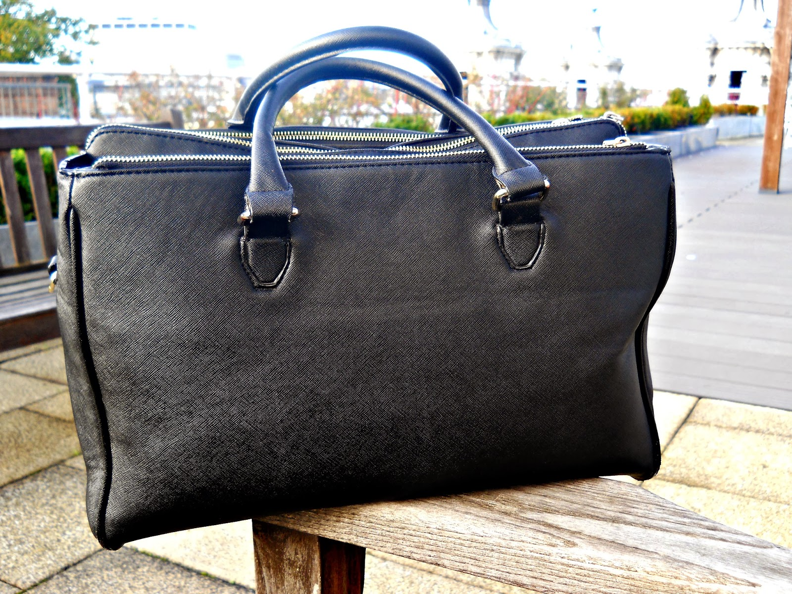 ae1cad8dfca Zara Office City Bag Review. Hey My Lovelies, I hope you had a smashing  weekend. It's been a while since i put up a fashion post..i think the last  one was ...