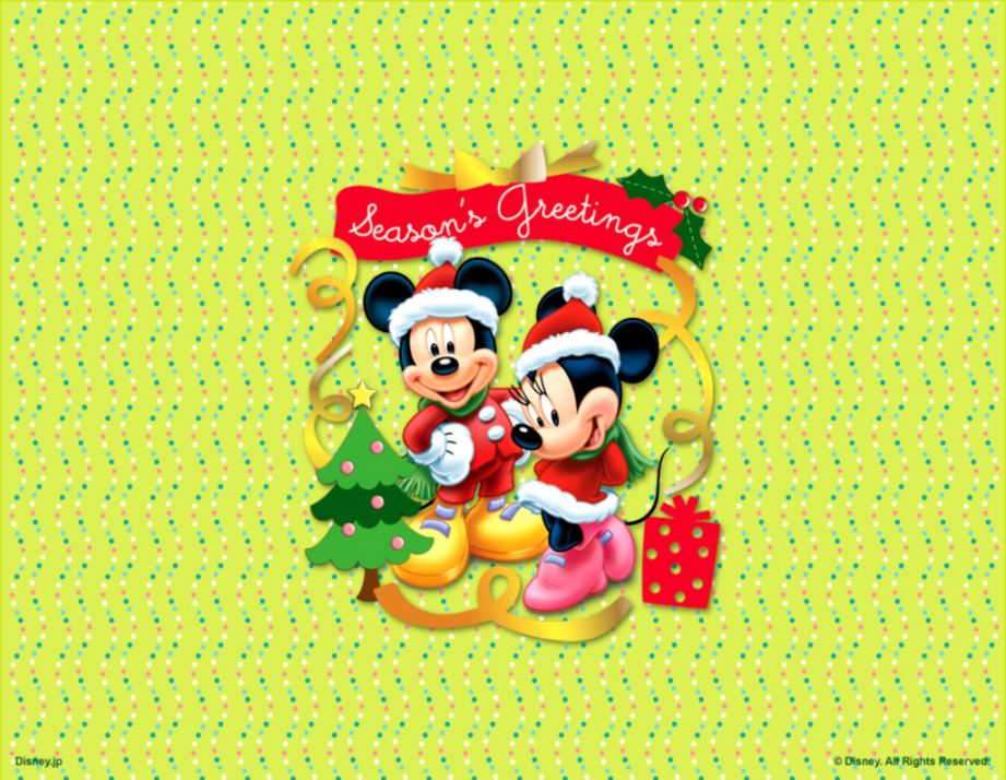 Christmas Mickey Mouse Wallpaper For Iphone Free Wallpapers