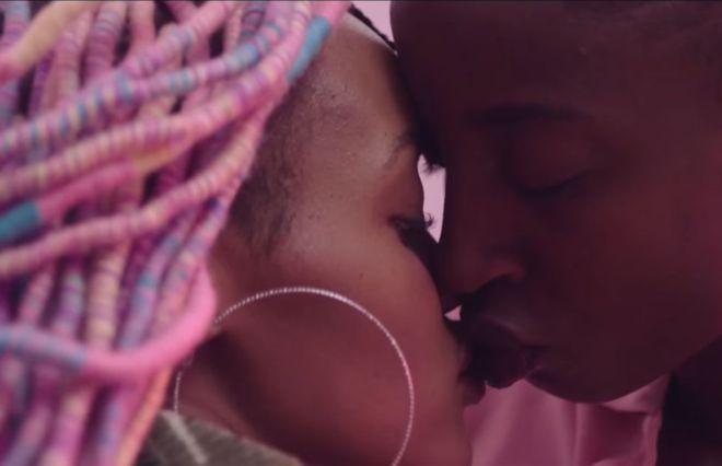 Kenya bans lesbian love story film 'Rafiki'