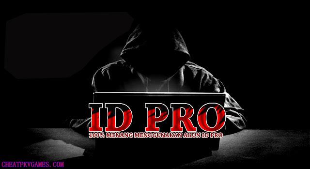Id Pro Online Terpecaya Hanya Ada Di Cheat Pkv Games Dapatkan Disini !