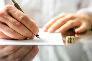 Divorcios de mutuo acuerdo