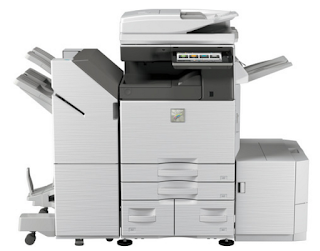 Sharp MX-3570N Printer Drivers Download