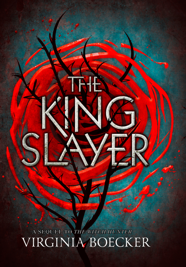 The King Slayer - Virginia Boecker - cover