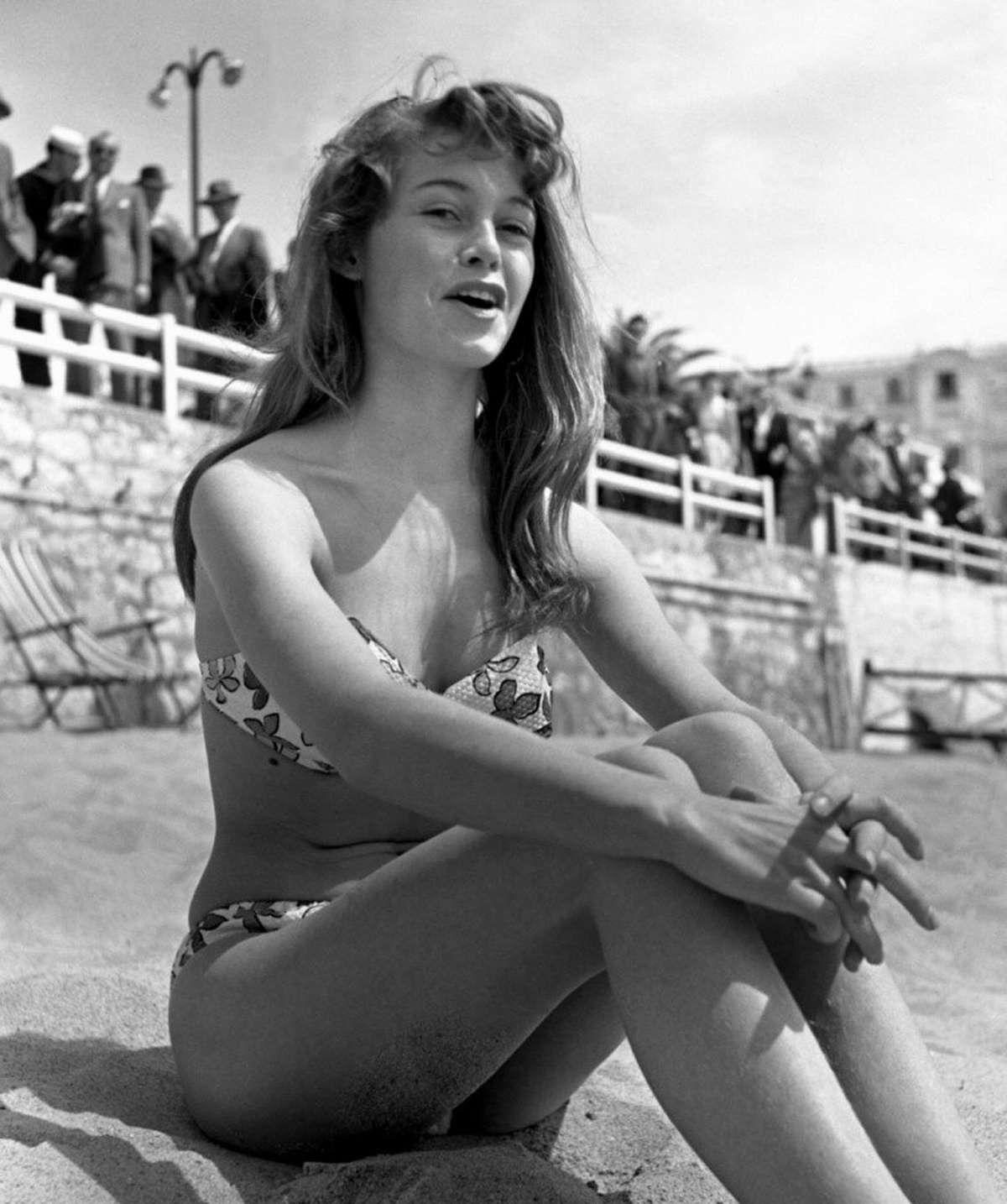 Bikini brigitte bardot