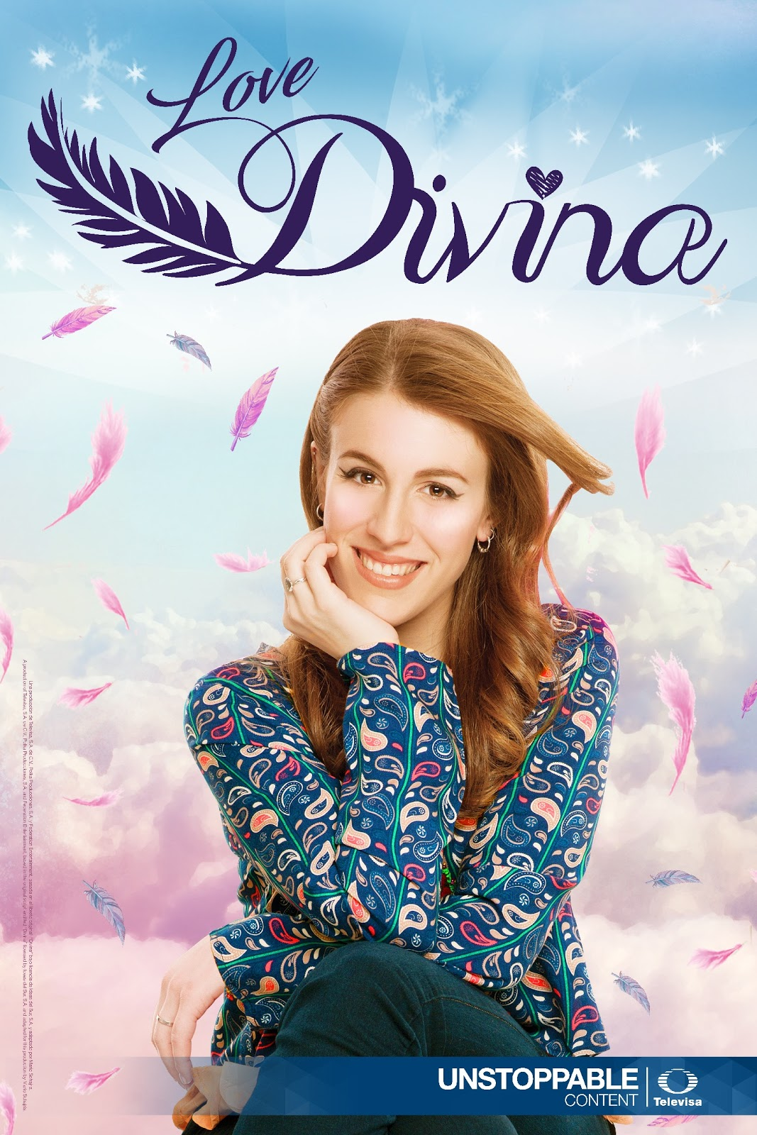 Love divina sinopsis fotos y poster m s telenovelas for Love the love