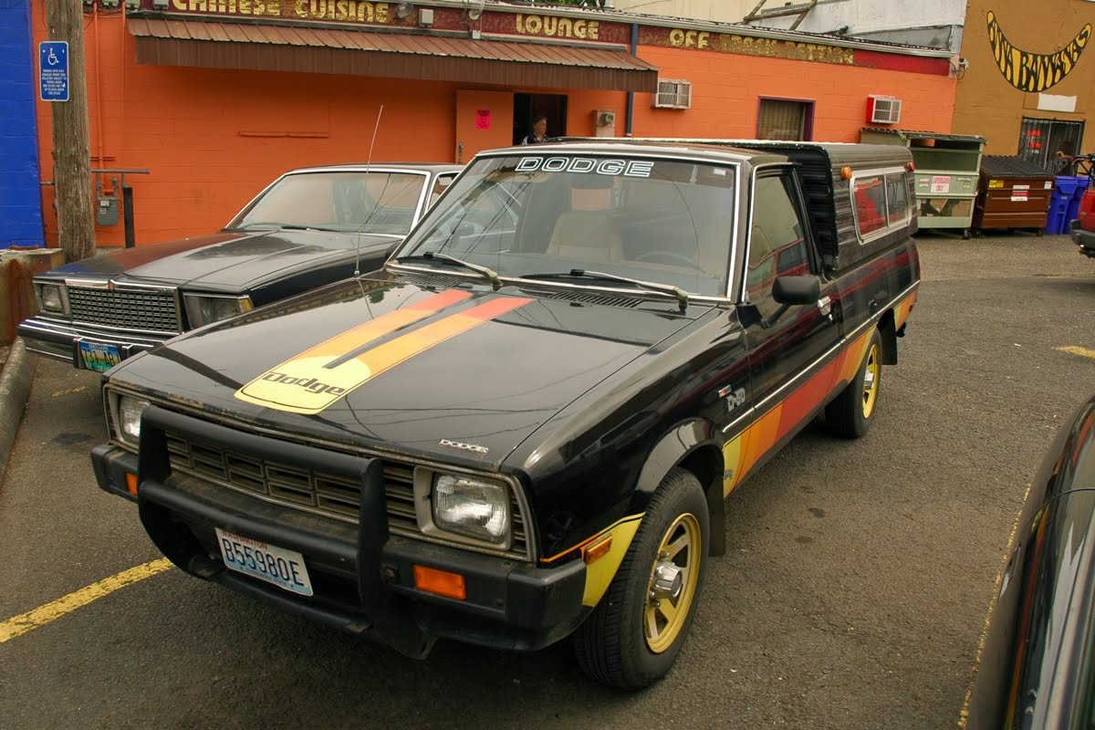 1980+80+Dodge+D50+D50+Sport+Ram+Pickup+Truck+Minitruck+by