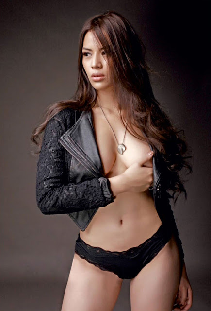 Philippines Models Gallery Maica Palo Fhm 100 Sexiest Women-5512