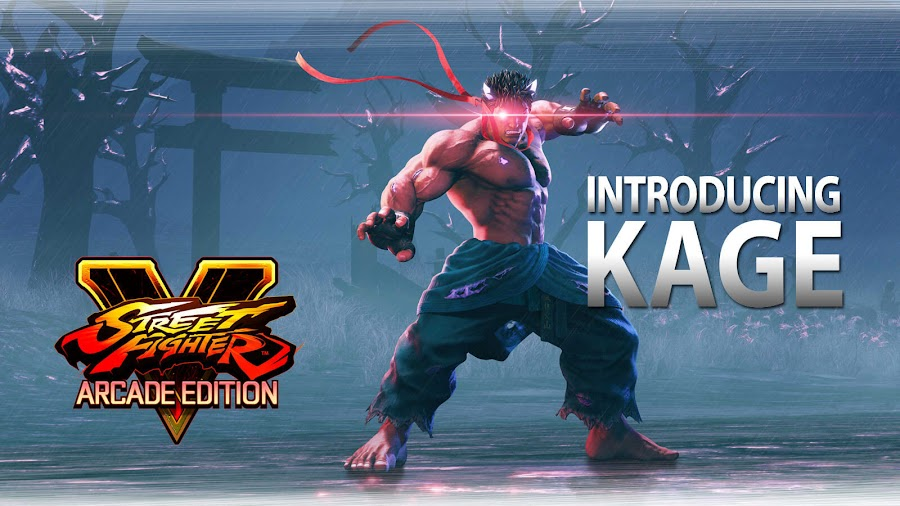 street fighter 5 arcade edition kage season 4 dlc