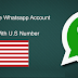 Want a VIP number? Let's make a Whatsapp Account using USA number!!