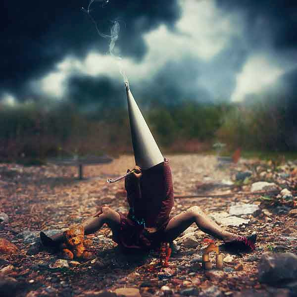 Create a Dark, Conceptual Photo Manipulation
