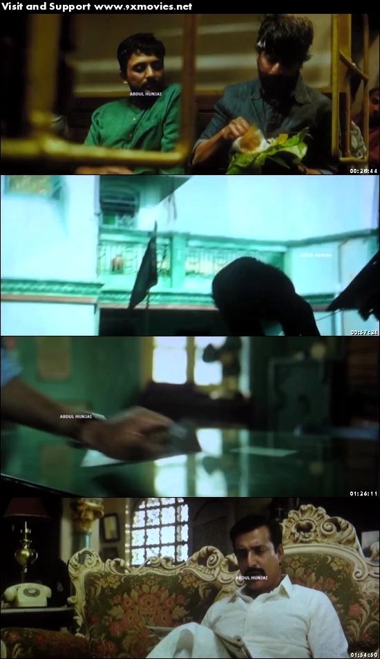 Screen Shoot Raees 2017 Full Hindi Movie Download 720p 1.1GB
