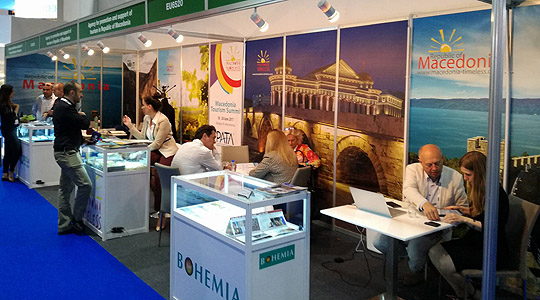 Macedonia's tourist offer presented in Dubai