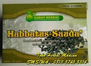 Sabun Herbal Habbatus Sauda' Al Ghuroba BPOM