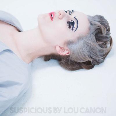 Lou Canon - Suspicious - Album Download, Itunes Cover, Official Cover, Album CD Cover