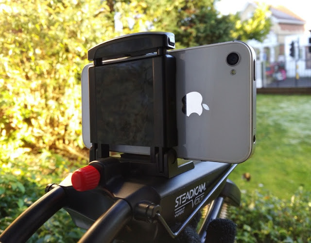 Steadicam Volt 3 Axis Motorized Gimbal Stabilizer For