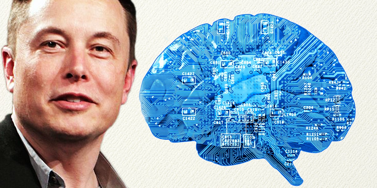 Elon Musk's Neuralink Will Connect The Human Brain To A Computer