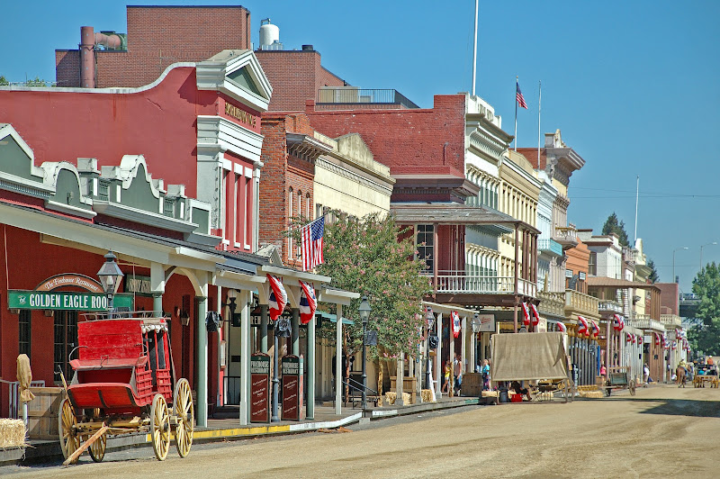 Old Town Sacramento California Weekend Getaways Ideas
