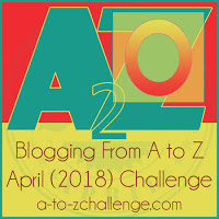 Letter O #atozchallenge