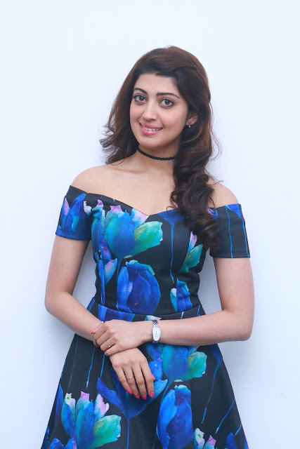 Pranitha Subhash Stills from Enakku Vaaitha Adimaigal  Press Meet