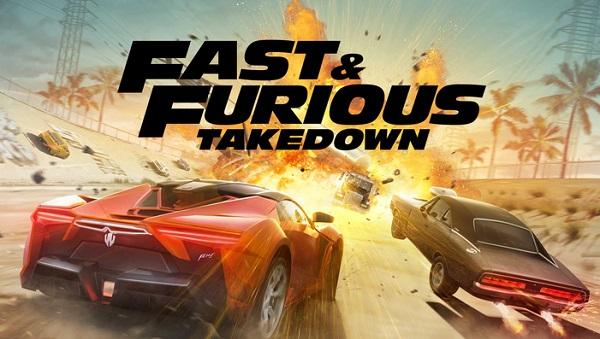 Fast & Furious Takedown (Rápido y Furioso)