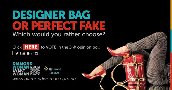 DW Poll: DESIGNER BAG OR PERFECT FAKE?