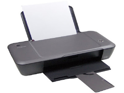 Image HP Deskjet 1100c Printer Driver