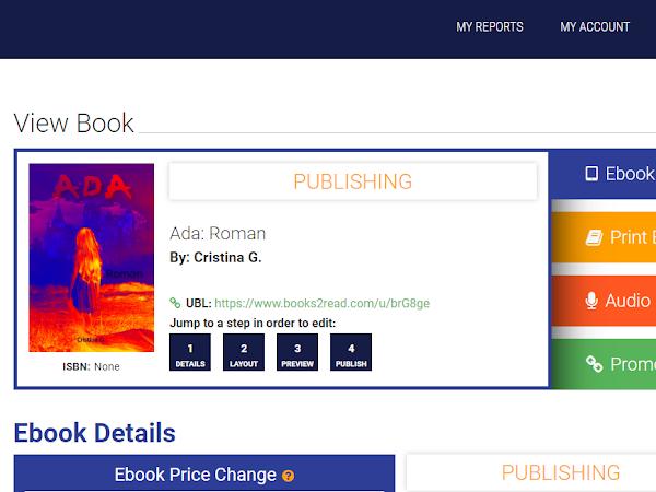 Draft2Digital este cea mai tare platforma de auto-publicare carti