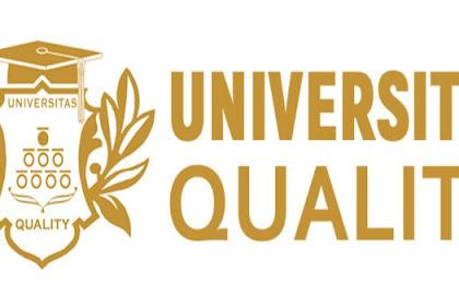 Pendaftaran Mahasiswa Baru Universitas Quality Sumatera Utara 2021-2022