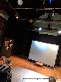 Inside Fearon Hall