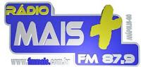 Rádio Mais FM de Anápolis GO ao vivo