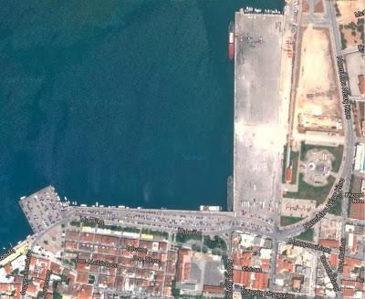 Κλειστό το νότιο τμημα στο λιμάνι Ναυπλίου για ένα δεκαήμερο