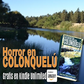 Novela Horror en Colonquelu